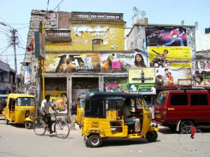 India car yellow