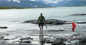 Lapponia Antonella pesca