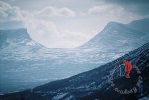 Lapponia montagne viaggio