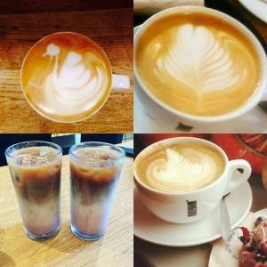 i miei caffè