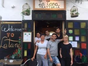 Ines Ibiza - Al lavoro