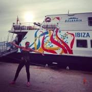 Ines Ibiza - Alba al porto
