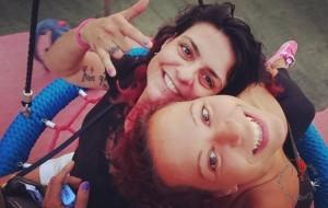 Ines Ibiza - Con Ba, la compagna di marachelle