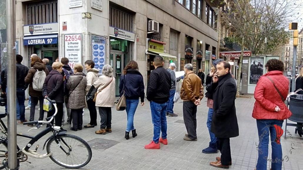 Lotteria- Capodanno- Barcellona