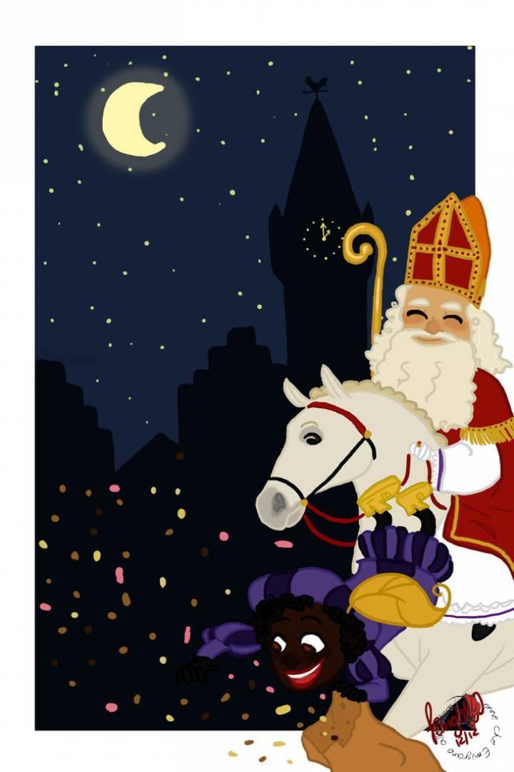 Sinterklaas - Due volte Natale - Paola Utrecht - i viaggi della druida (4)