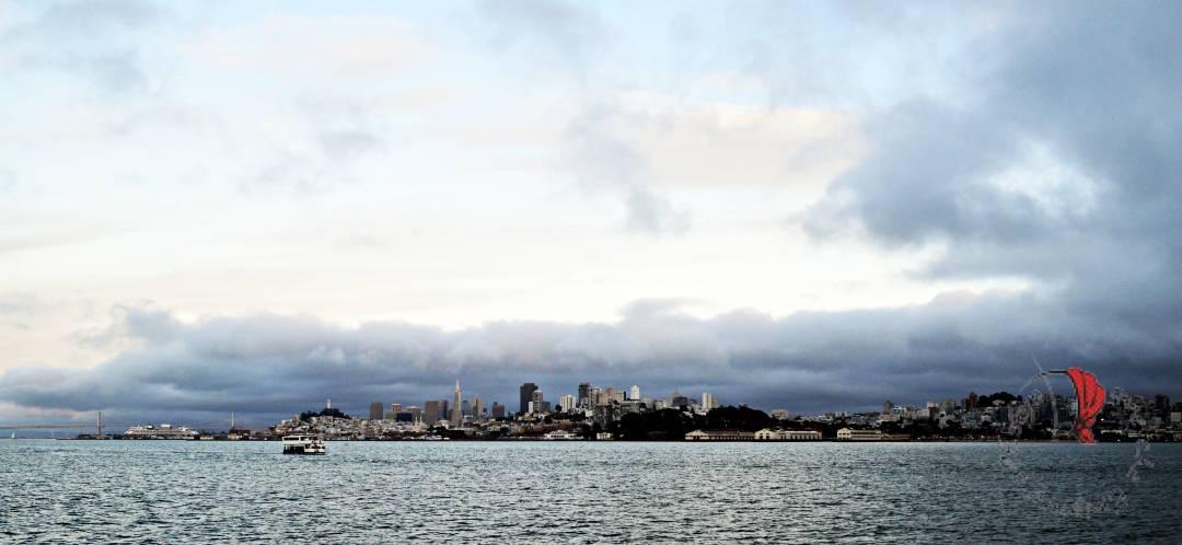 baia-San-Francisco-America