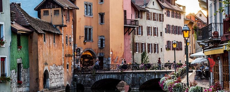 annecy-old town