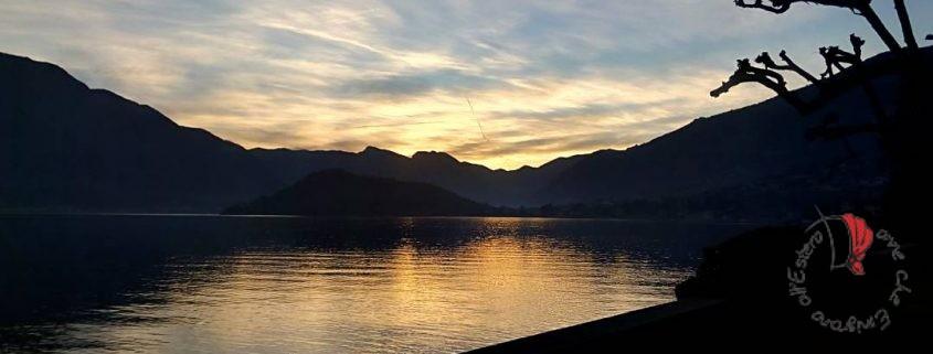 lago di Como panorama