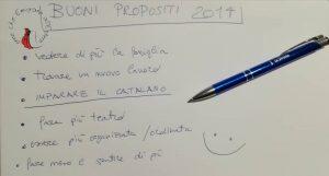Catalano; buoni propositi; Barcellona; 2014
