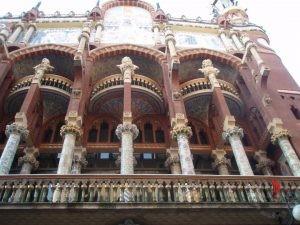 Palau de la Musica Catalana; Barcellona