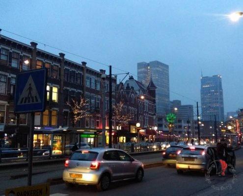 palazzi a Rotterdam