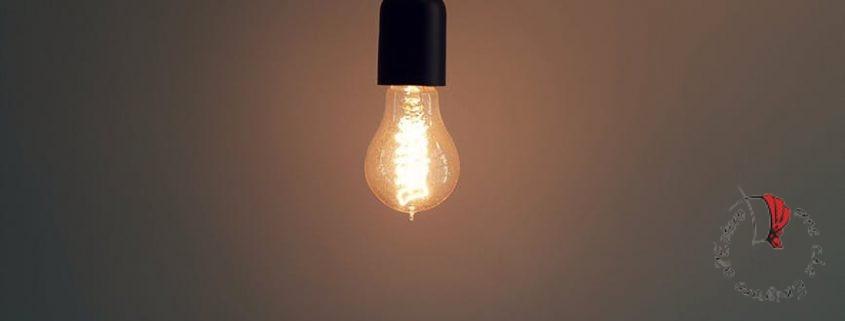 la lampadina del genio