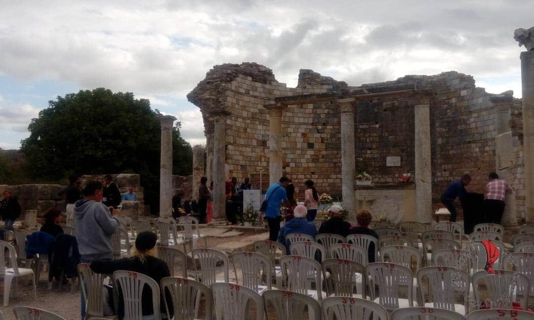 Izmir-Efeso-Basilica