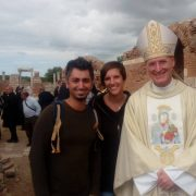 gita-Chiesa-cattolica-Efeso-cerimonia-vescovo