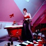 modella-doccia-bagno