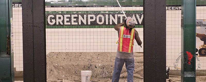 Green-point