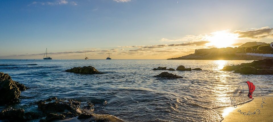 mallorca-spiaggia-tramonto