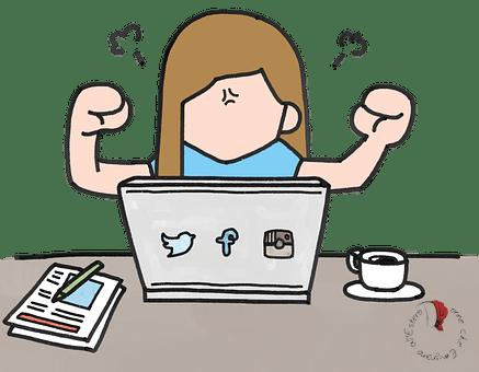 Hater-social-network