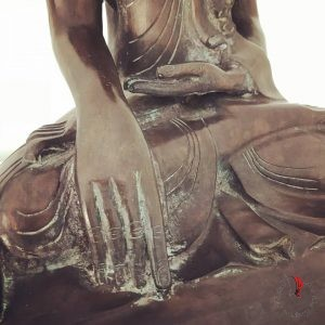 Buddha-seduto-particolare