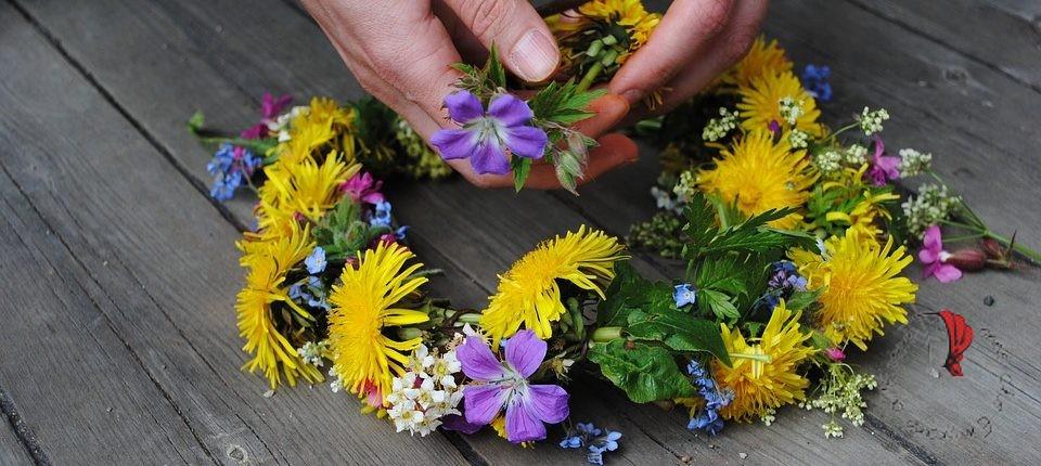 corona-fiori