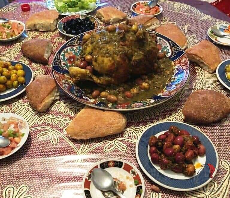 pollo-cena-marocchina