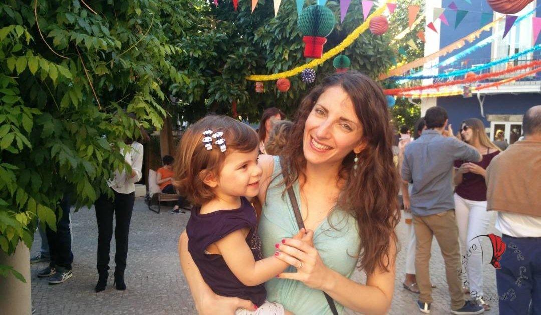 Claudia-Alice-mamma-figlia