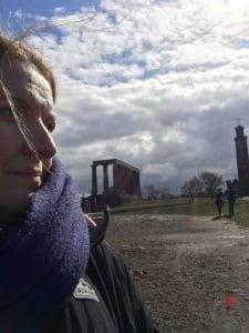 edimburgo-marianna-selfie