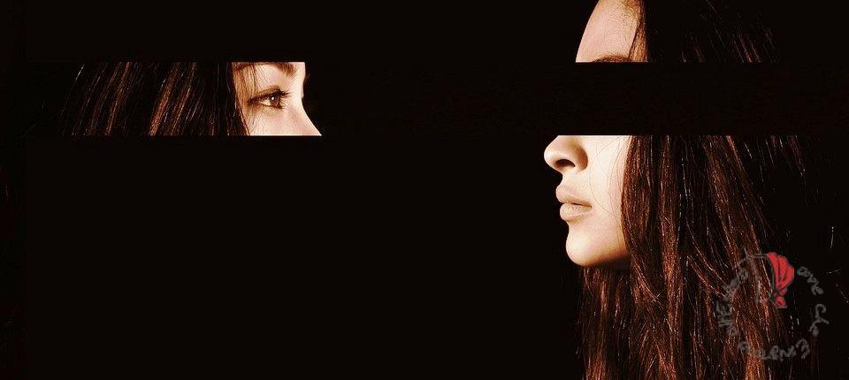 donna-benda-occhi