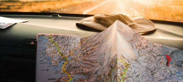 Viaggio-cartina-strada