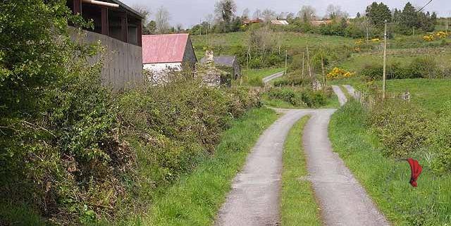 strada-irlandese-tipica