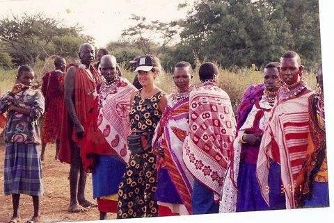 masai africa kenia
