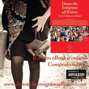 libro donne che emigrano estero