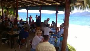 sey ristornte spiaggia