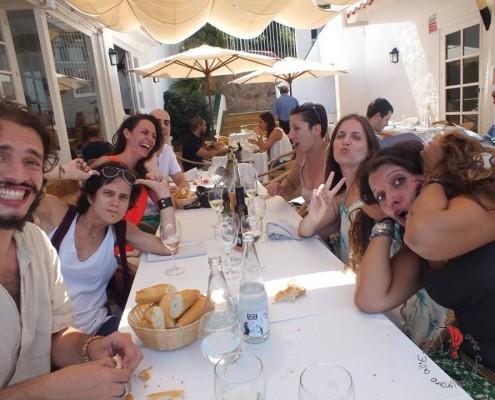 La tavolata-Chiara-Barcellona