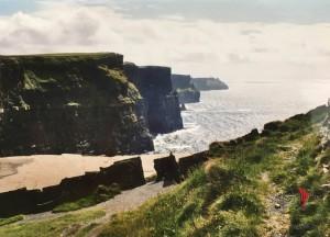 Cliffs of Moher, 2004