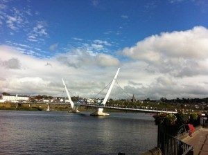Ponte della Pace, Derry