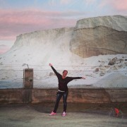 ines ibiza - montagna di sale