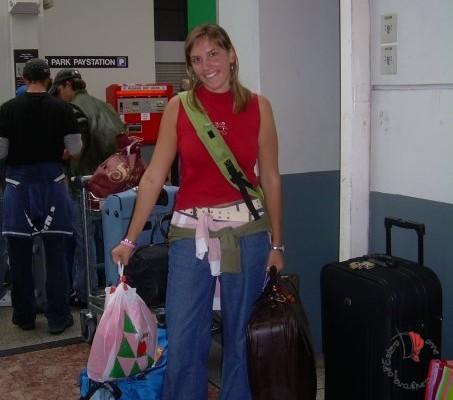 Federica e la valigia