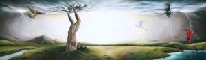 Tane-Mahuta, dio degli uomini e delle foreste