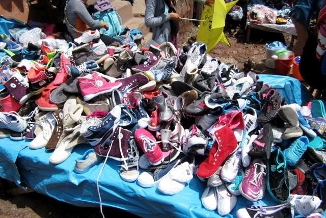 baratillo scarpe