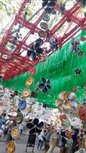 Capsule caffè- decorazione-Barcellona