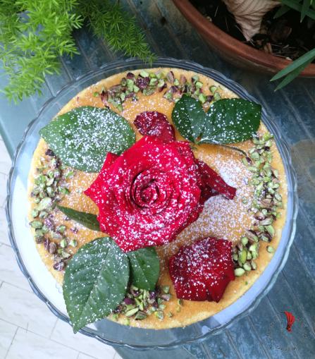 Love persian cake