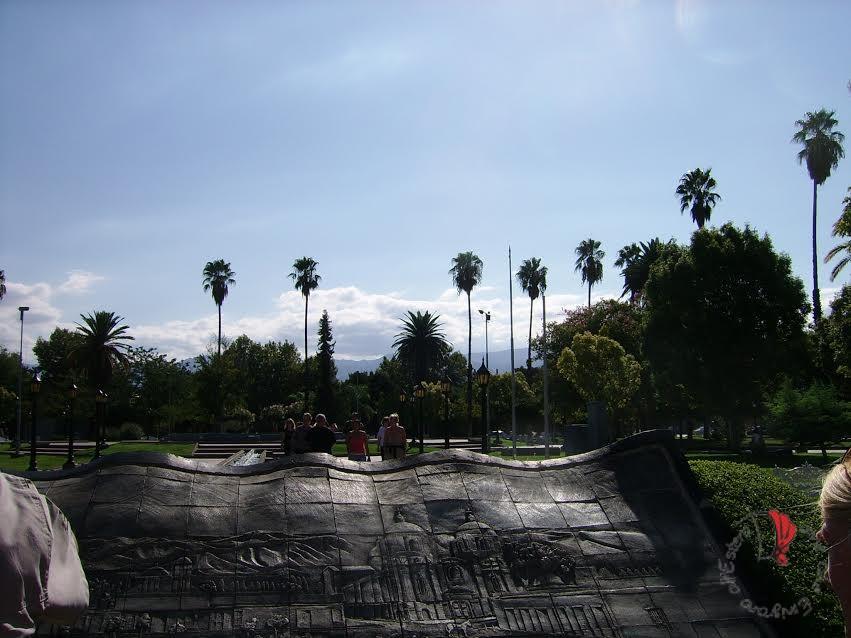 Mendoza giardino