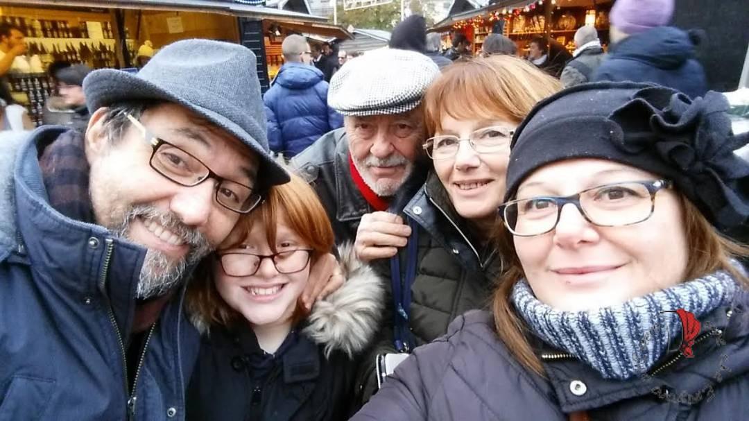 Annalisa Natale Famiglia