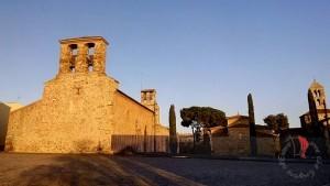 Terrasa- chiesa romanica