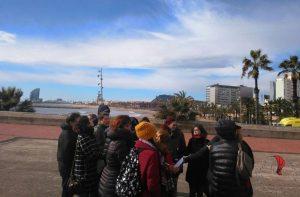 Visita guidata; Barcellona; guida turistica