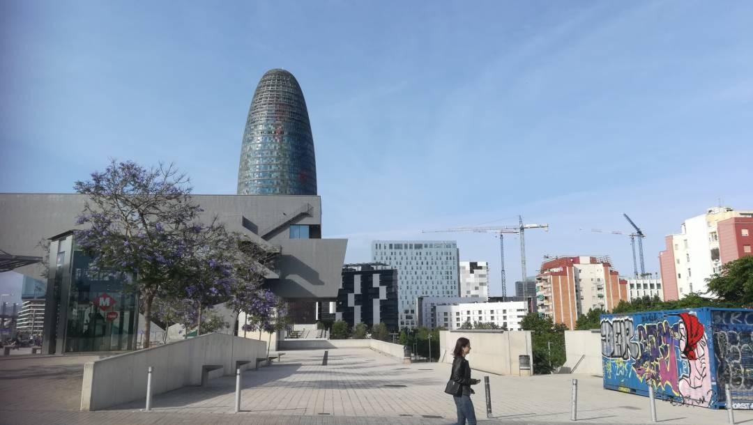 Glories/ nuovi edifici/ Barcellona