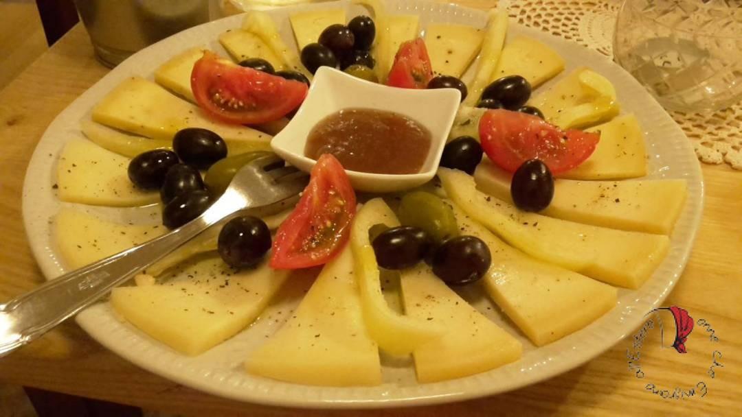 Krk - formaggi tipici