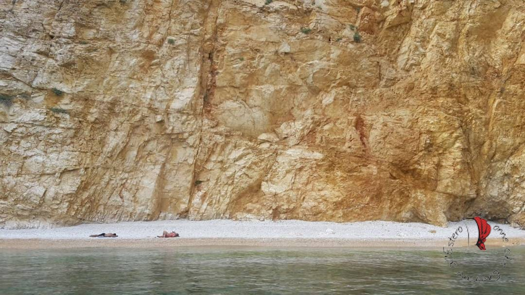 Krk - spiaggia d'oro