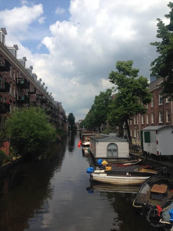 House boats, ovvero le case barca ad Amsterdam